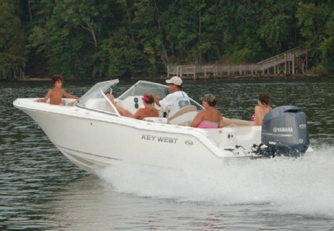 2020 Key West 203 DFS - Boat World of Florida