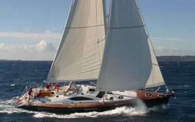 Jeanneau Sun Odyssey 54 DS Manufacturer Provided Image