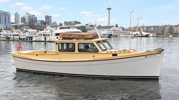 Custom Pilothouse Lobster Trawler