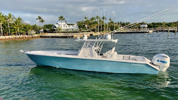 SeaHunter 40 Tournament