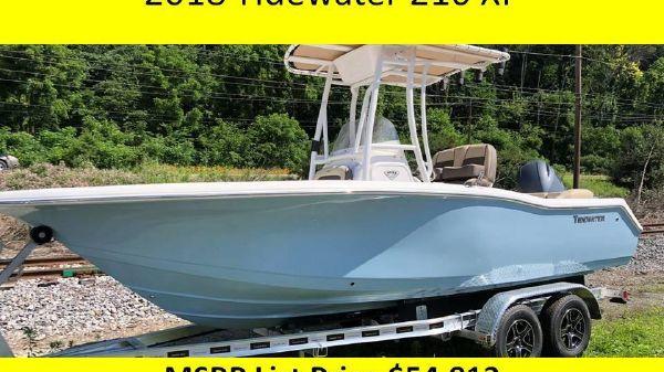 Tidewater 210 Adventurer
