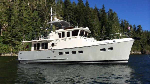 Selene 43 At Anchor