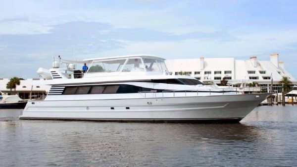 Tarrab Motor Yacht