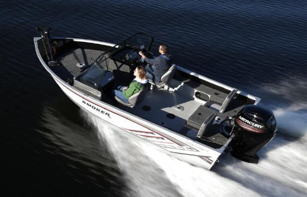 2020 Smoker Craft Adventurer 188 FNS