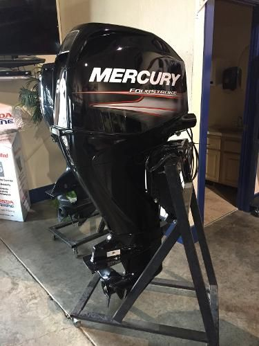 Mercury 60hp ELPT