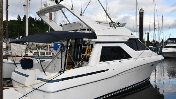 Bayliner 3488 Avanti Flybridge MY