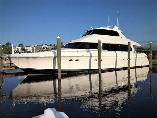 Lazzara Yachts Sky Lounge - main image