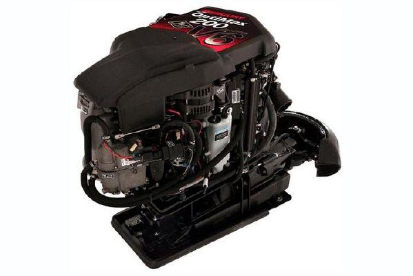 Mercury 200 hp OptiMax SportJet main image