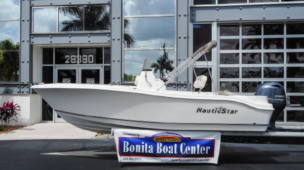 NauticStar 19 XS Center Console 2017 NauticStar 19 XS Center Console Fishing Boat Saltwater Fishing