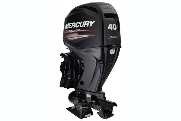 Mercury 40 hp EFI Jet FourStroke - main image