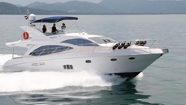 Majesty 56 Profile 2