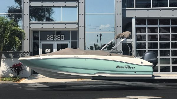 NauticStar 203SC Sport Deck 2017 NauticStar 203 SC Sport Deck Boat Cruiser Runabout Bowrider