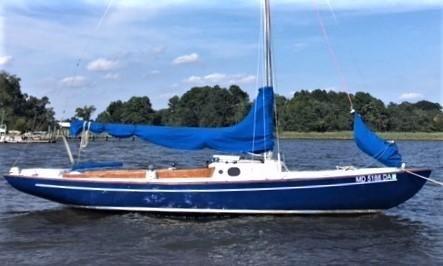 Bluenose 24