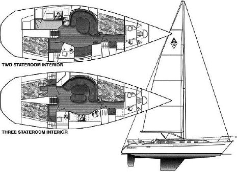 Catalina 42 MkII image