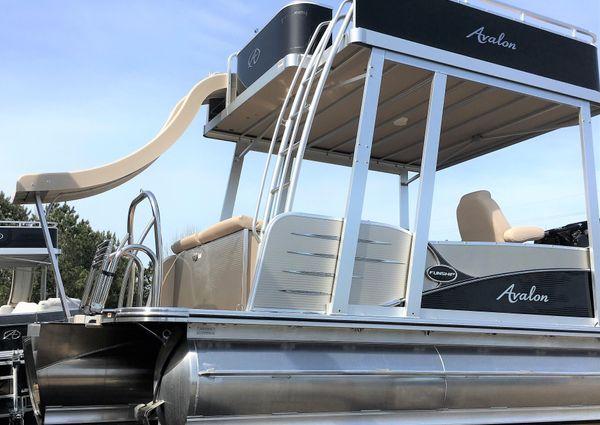 Avalon CAT 2585 CRUISE FUNSHIP- WG27 image