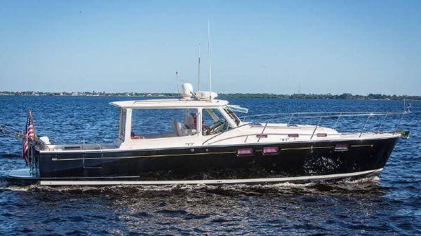 MJM Yachts 40z Downeast