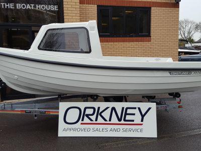 2018 Orkney<span>Coastliner 14</span>