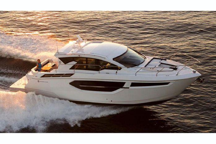 2019 Cruisers Yachts 42 Cantius Miami Florida Apex Marine Sales