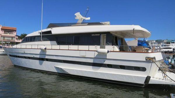 Sanlorenzo 80' Motor Yacht