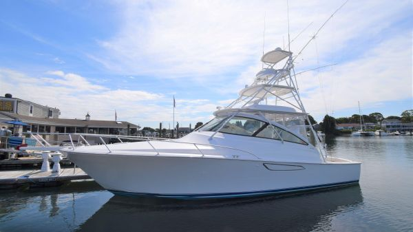 Viking 42 Open with SeaKeeper