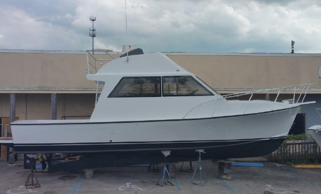 Crusader Boats SPORTFISH FLYBRIDGE - main image