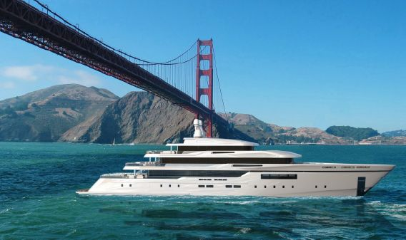 Superyacht Katana Series 70 image