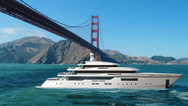 Superyacht Katana Series 70