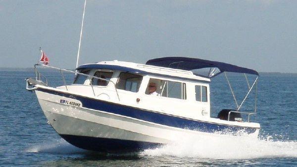 C-Dory 25 Cruiser