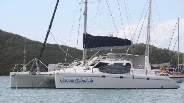 Voyage Yachts 440