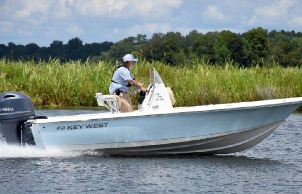 2020 Key West 188 Bay Reef