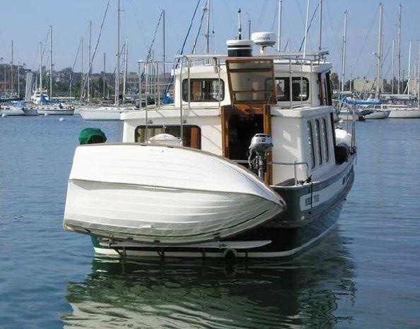 1995 Nordic Tugs 32 San Diego, California - Yachtfinders Brokerage