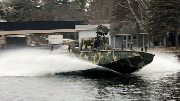 USMI Riverine Assault Boat (RAB)