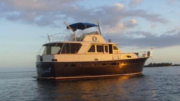 Hatteras Motoryacht