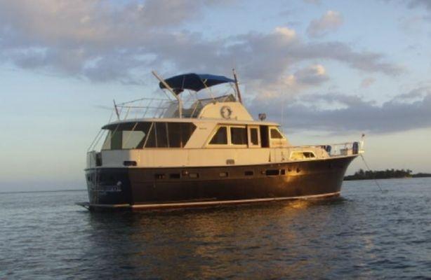 Hatteras Motoryacht - main image