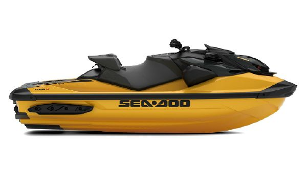 Sea-Doo RXP-X RS 300 - Sound System