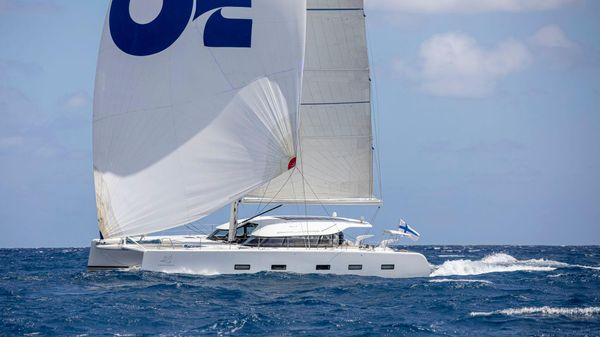 Ocean Explorer Catamarans OE60