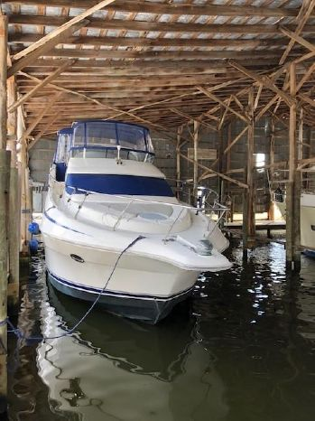2001 Silverton 410 Sport Bridge Daytona Beach Florida