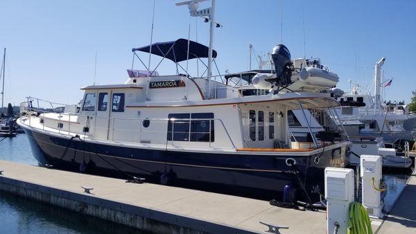 Krogen Kadey-Krogen express cruiser