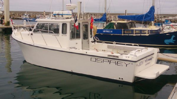 Osprey Pilothouse 24 Limited Osprey Pilothouse 24 Limited