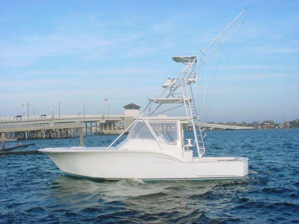 2008 SeaTek Boat Works, LLC, 36 Seaview Express Broker New England
