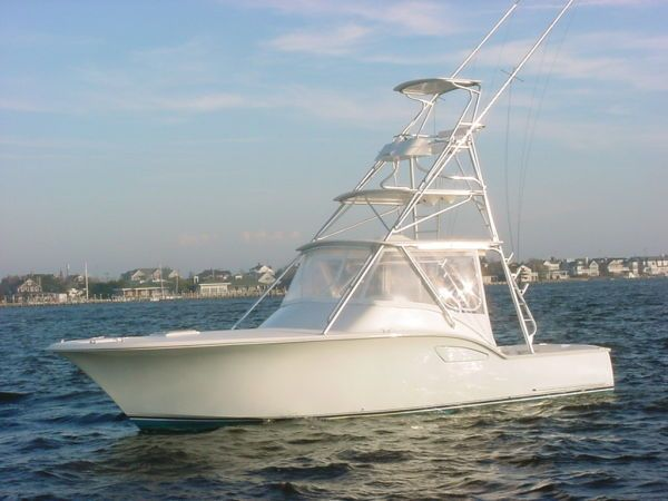 2008 SeaTek Boat Works, LLC, 36 Seaview Express Sell BoatsalesListing
