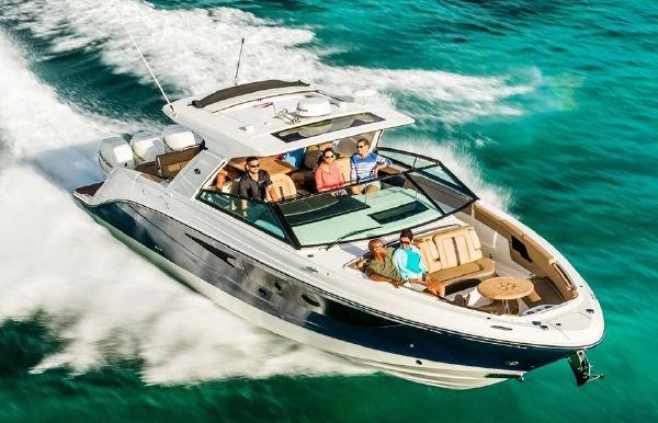 2020 Sea Ray SLX 400 OB