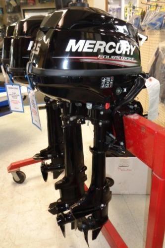 Mercury ME 2.5 MH 4S