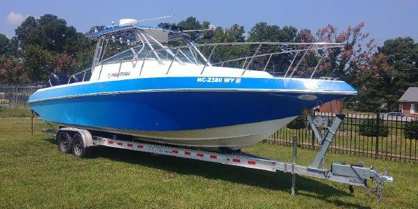 Fountain 31 Sportfish Cruiser OB image