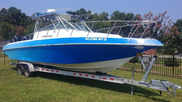 Fountain 31 Sportfish Cruiser OB