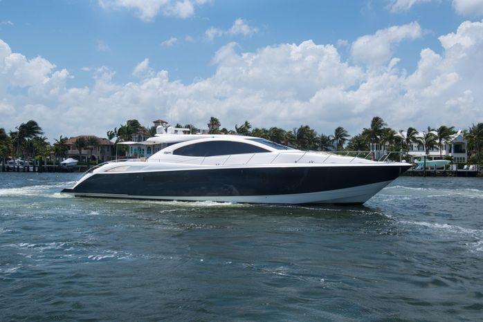 2008 Lazzara Yachts