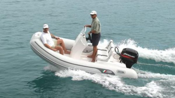 AB Inflatables Oceanus 12 VST