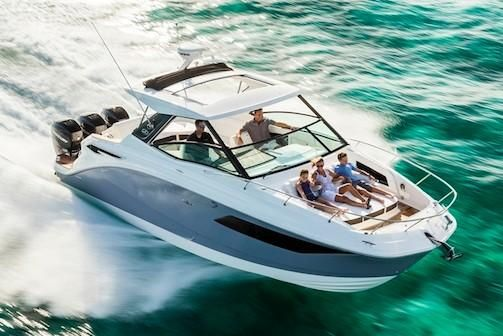 2019 Sea Ray Sundancer 320 OB