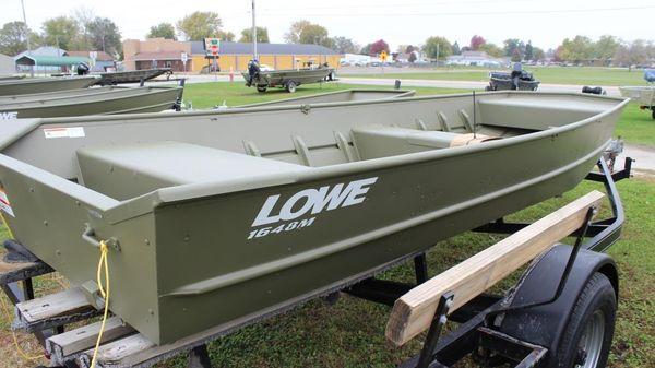 Lowe 1648M