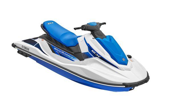 2021 Yamaha WaveRunner EX